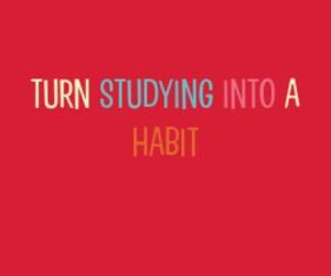 motivation, study, and Habit image
