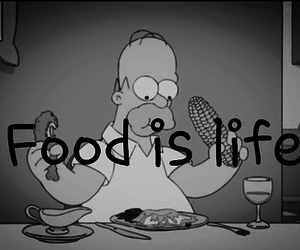 food and life image