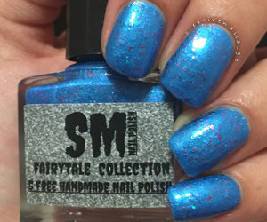 smpolish, aussie indie polish, and crelly polish image