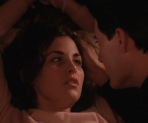 Audrey Horne, david lynch, and Kyle MacLachlan image