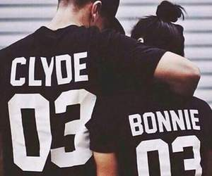love, Bonnie, and Clyde image