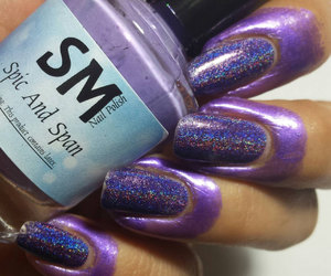 smpolish, aussie indie polish, and nail care image