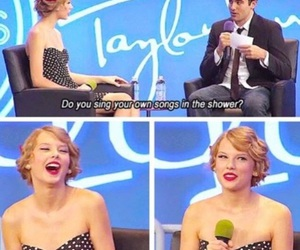 Taylor Swift, funny, and idol image