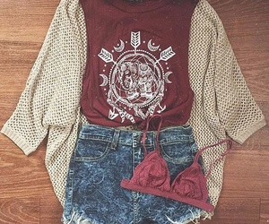 cute clothes, cute outfit, and teen fashion image