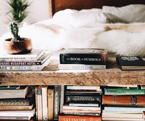 book, cozy, and decor image