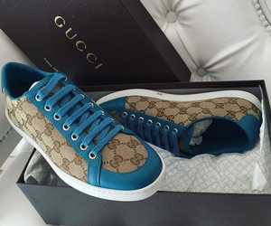 luxury, gucci, and shoes image