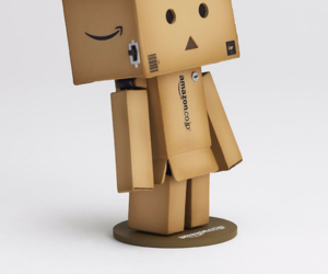 alone, danbo, and gris image