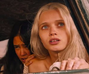 girl, mad max, and blonde image