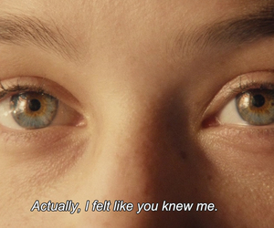 quotes, eyes, and i origins image