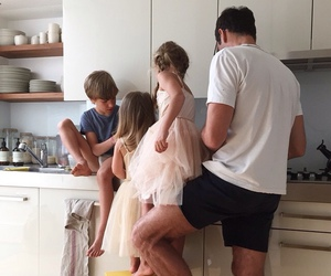 cooking, kitchen, and family image