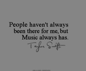 quote, Taylor Swift, and music image
