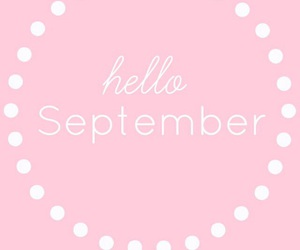 September, wallpaper, and we heart it image