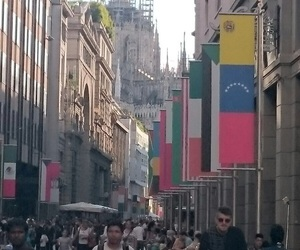 europe, milano, and italy image