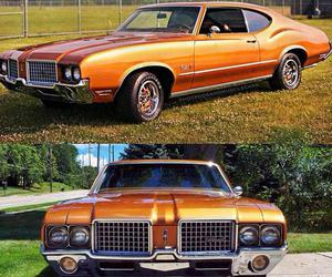 1972 and cutlass image