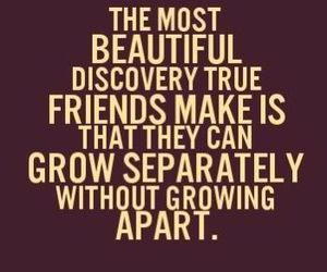 quotes, friends, and bff image
