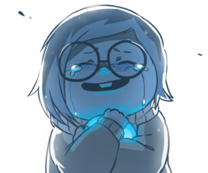 cry, inside out, and lovely image