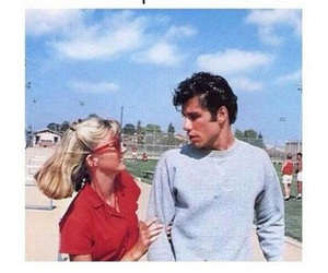 couple and grease image