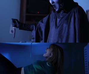 scream, scream tv series, and scream mtv image
