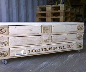 coffee tables, pallets coffee tables, and coffee table on wheels image