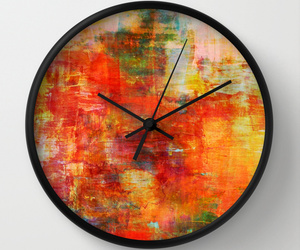 abstract art, Abstract Painting, and autumn image