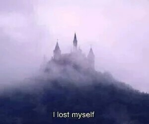 i, lost, and myself image