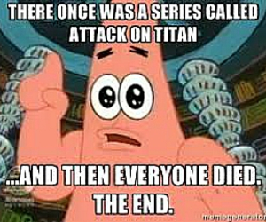anime, funny, and attack on titan image