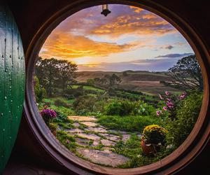 hobbit, nature, and travel image