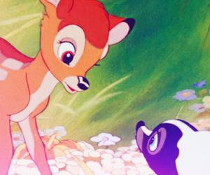 bambi, disney, and photography image