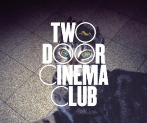 two door cinema club, music, and indie image
