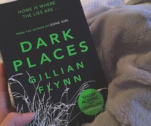 autumn, books, and dark places image