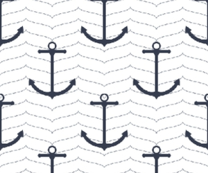 anchor, blue, and cool image