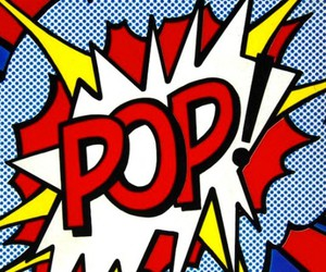 pop and pop art image