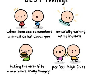feelings, Best, and friends image