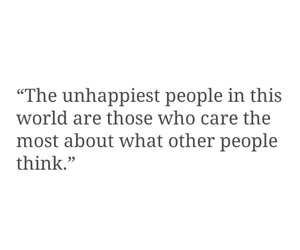 quote and unhappy image