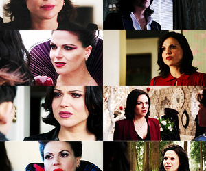 actress, once upon a time, and regina mills image