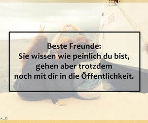 friendship, german, and quotes image