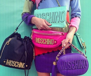 Jeremy Scott and Moschino image