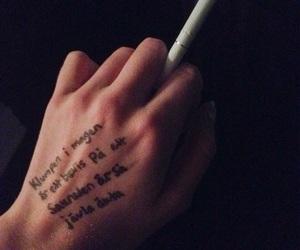 cig, cigarett, and cigarette image