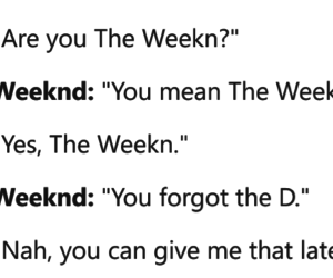 i'm so sorry, the weeknd, and this is so bad image