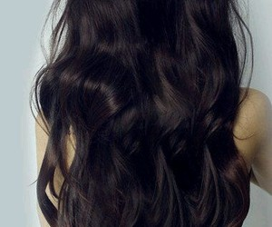 hair, black, and hairstyle image