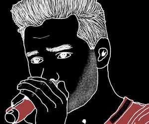 outlines, liam payne, and one direction image