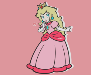 blonde, dress, and help image