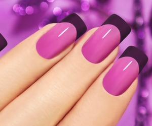fashion, manicure, and nails image