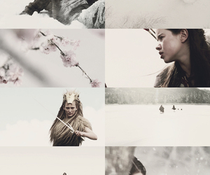 chronicles of narnia, lucy pevensie, and susan pevensie image