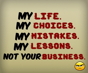 business, choices, and lessons image