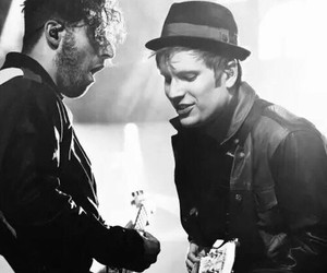 fall out boy, patrick stump, and tour image
