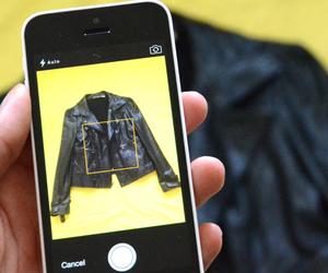 fashion, leather jacket, and stylebook image