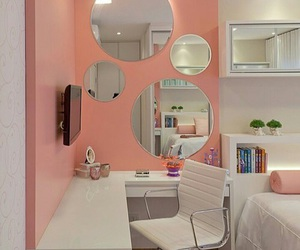 bedroom, girl, and room image