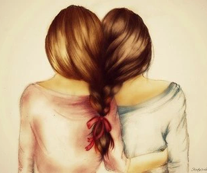 arte, best friends forever, and mejores amigas image