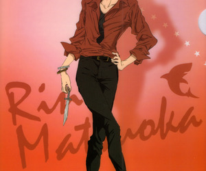 anime, rin, and free! image